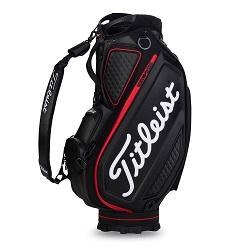 titleist jet black golfbag