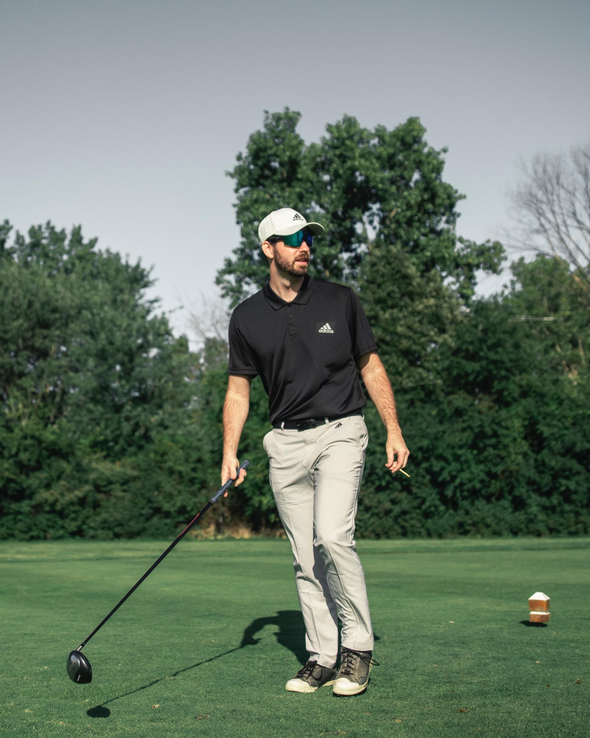Golftøj til turneringer